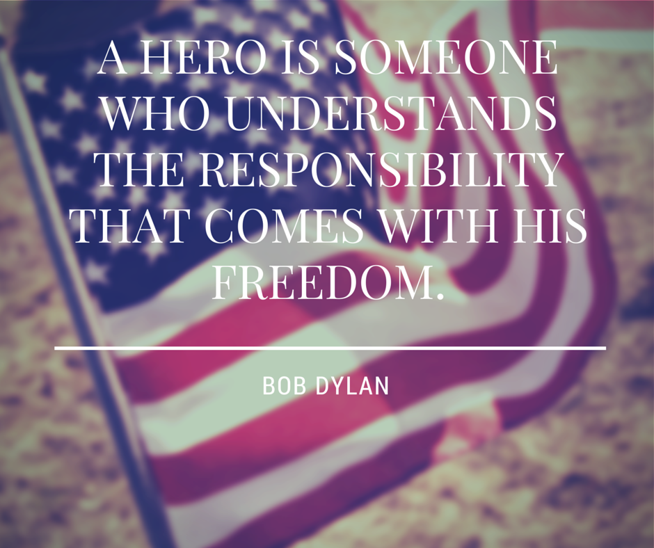 patriotic quotes - bob dylan