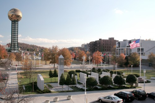 The East Tennessee Veterans Memorial