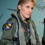 Col. Jeannie Leavitt 1st Female Fighter Pilot