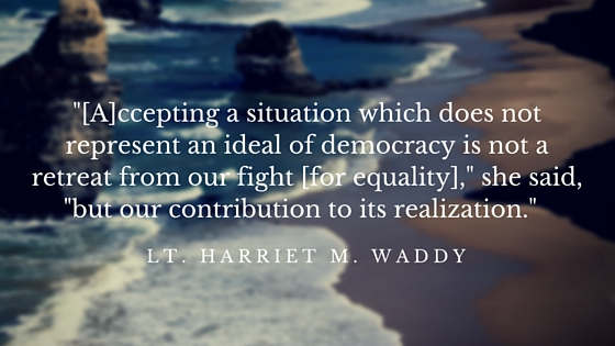 black military heroes - Waddy Quote