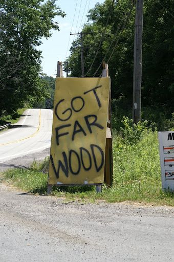 """Far Wood"" From 9 Things that Mean Something Different in the South"