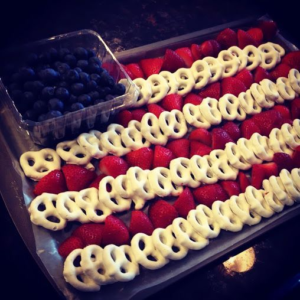 memorial day snack idea