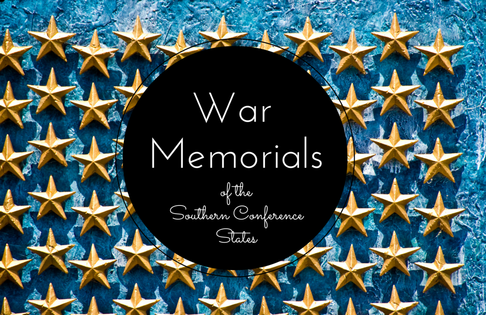 Veteran War Memorials in the Southern Conference States – Part 1