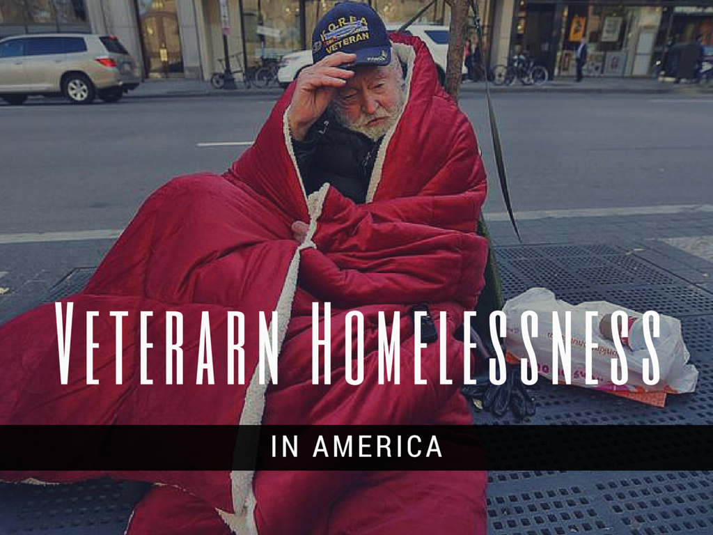 10 Sobering Statistics about Veteran Homelessness