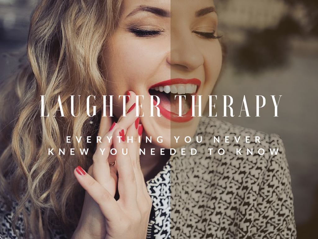 Laughter Therapy: Why So Serious?